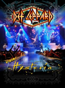 Def Leppard - Viva! Hysteria | Live at the Joint, Las Vegas cover art