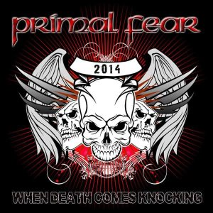 Primal Fear - When Death Comes Knocking cover art