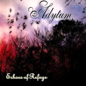Adytum - Echoes of Refuge cover art