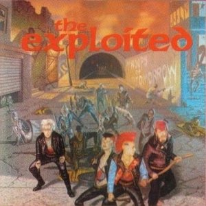The Exploited - Troops of Tomorrow cover art