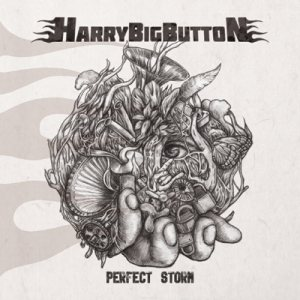 HarryBigButton - Perfect Storm (EP) cover art