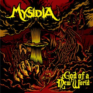 Mysidia - God of a New World cover art