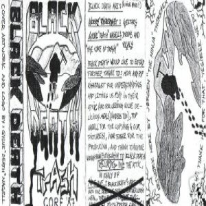 Black Death - Trash Core '87 cover art