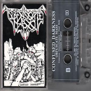 Obfuscate Mass - Confused Darkness cover art
