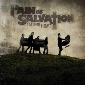 Pain of Salvation - Falling Home cover art