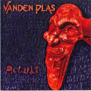 Vanden Plas - Accult cover art