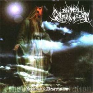 Nihil Domination - Jehovah's Desecration cover art