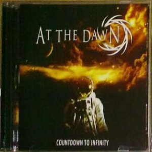 At the Dawn - Countdown to Infinity cover art