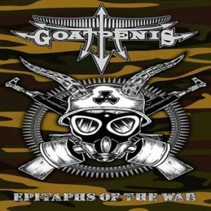 GoatPenis - Epithaps of the War cover art
