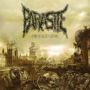 PARASITE - Invasion cover art