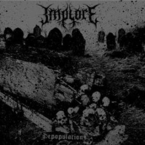 Implore - Depopulation cover art