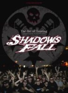 Shadows Fall - The Art of Touring (Drunk & Shitty in Every City) cover art
