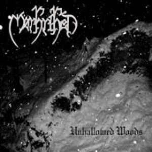 Mørkriket - Unhallowed Woods cover art