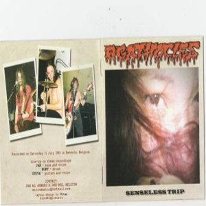 Agathocles - Senseless Trip cover art