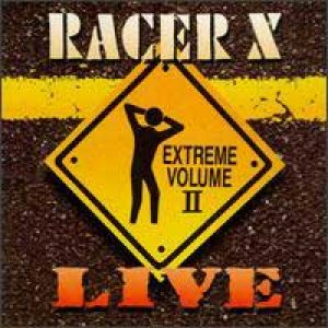 Racer X - Extreme Volume II cover art