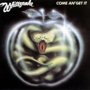 Whitesnake - Come An' Get It cover art