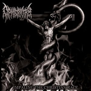 Ophiolatry - Impaling the Christian Race cover art