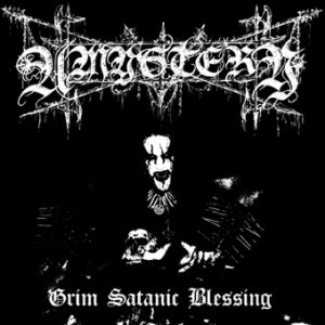 Amystery - Grim Satanic Blessing cover art