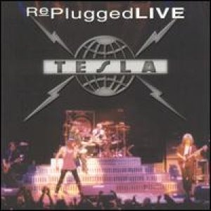 Tesla - Replugged Live cover art