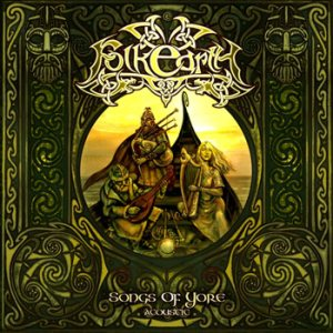 Folkearth - Songs of Yore cover art