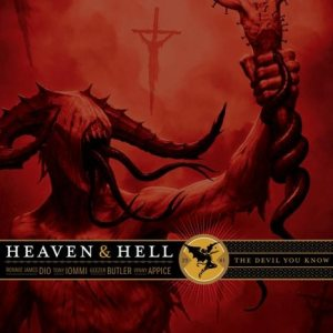 Heaven and Hell - The Devil You Know cover art