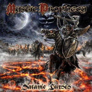 Mystic Prophecy - Satanic Curses cover art