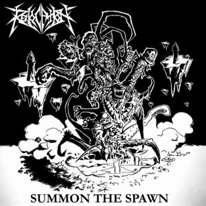 Revocation - Summon the Spawn cover art