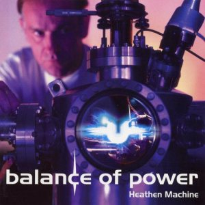 Balance of Power - Heathen Machine cover art