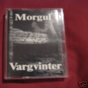 Morgul - Vargvinter cover art