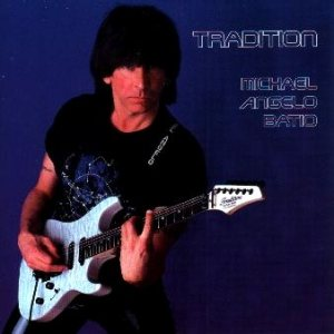 Michael Angelo Batio - Tradition cover art