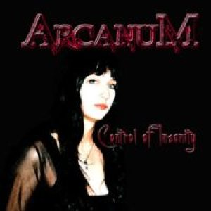Arcanum - Control of Insanity cover art