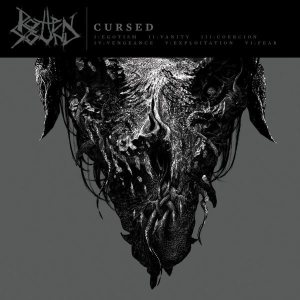 Rotten Sound - Cursed cover art