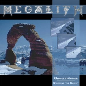 Megalith - Gipfelstürmer / Storming the Summit cover art