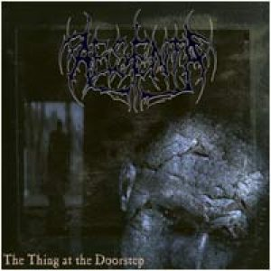 Absenta - The Thing at the Doorstep cover art