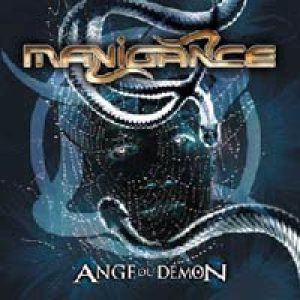 Manigance - Ange Ou Demon cover art