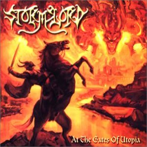 Stormlord - At the Gates of Utopia cover art