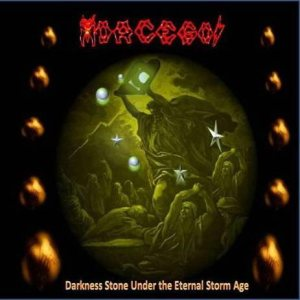 Morcegos - Darkness Stone Under the Eternal Storm Age cover art