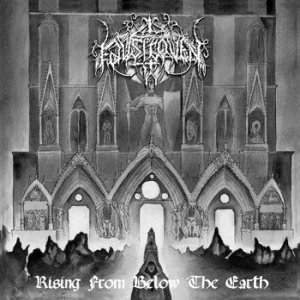 Faustcoven - Rising from Below the Earth cover art