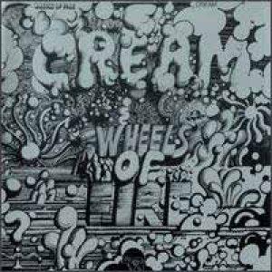 Cream - Wheels of Fire cover art