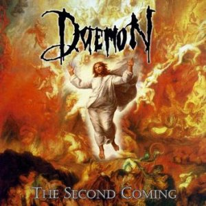 Daemon - The Second Coming cover art