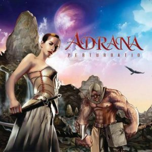 Adrana - Perturbatio cover art