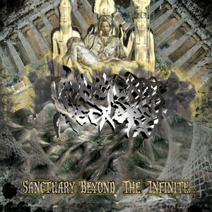 Ancient Necropsy - Sanctuary Beyond the infinite cover art