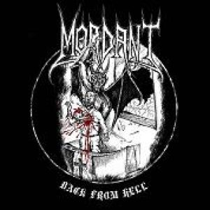 Mordant - Back From Hell cover art
