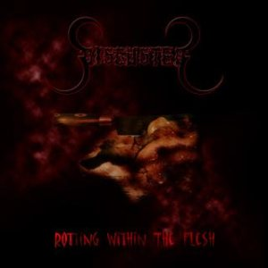 Disgusted - Rotting Within the Flesh cover art