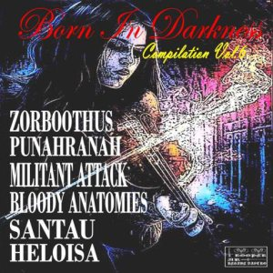 Zorboothus - Born in Darkness Compilation Vol. 6 cover art