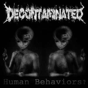 Decontaminated - Human Behaviors cover art
