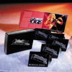 Judas Priest - Metalogy cover art