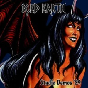 Iced Earth - Studio Demos '89 cover art