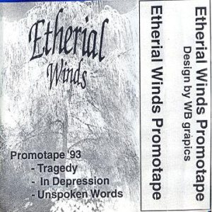 Etherial Winds - Promotape '93 cover art