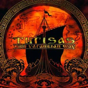 Turisas - The Varangian Way cover art